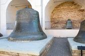 Ancient bells — Stock Photo