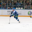 Forward Leonid Komarov (Dynamo 87) — Stock Photo #40093515