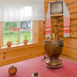 Interior of museum Suvorov in Konchanskoe-Suvorovskoe — Stock Photo #40656351