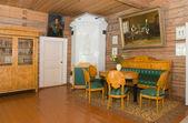 The interior of the museum Suvorov in Konchanskoe-Suvorovskoe — Foto de Stock