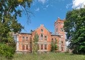 Gverstyanka Manor 1840-1890 — Stock Photo
