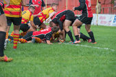 Rugby — Stock Photo