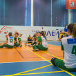 Sitting volleyball — Stock Photo #47155845