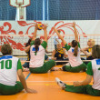 Sitting volleyball — Stock Photo #47155847
