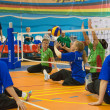 Sitting volleyball — Stock Photo #47155853