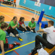 Sitting volleyball — Stock Photo #47156047