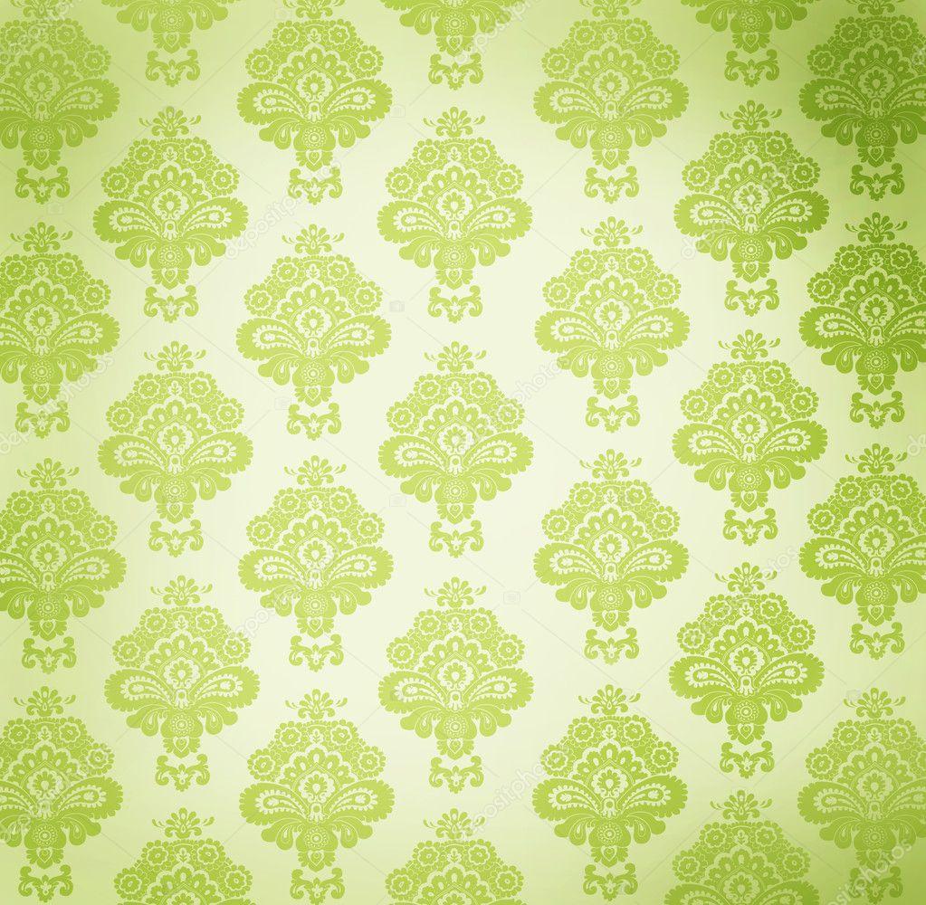 Papier peint avec motif floral photographie sandralise 3343739 - Papier peint avec motif ...