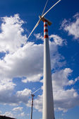 Wind power — Stock Photo