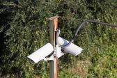 Surveillance equipment — Stock Photo