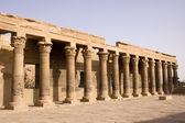 Ancient ruins of Aswan — Stock Photo
