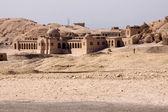 Vieux bâtiments en Egypte — Photo