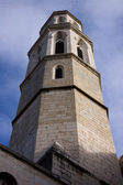 Tower of Santa Eulalia Cathedral — Stock Photo