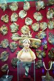 Fiore all'occhiello del Museo di salvador dali — Foto Stock