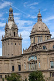 カタルーニャ国立美術館 — ストック写真