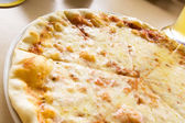 Tasty pizza — Stockfoto