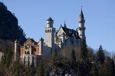 Castelo de neuschwanstein — Fotografia Stock