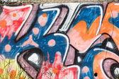 Graffiti design — Stock Photo