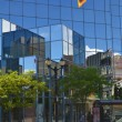 Reflections in glass buildings. — Stock Photo #28132159