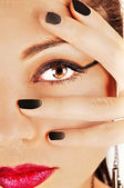 Gorgeous eye. — Stock Photo