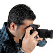 Guy taking pictures. — Stock Photo #35872035