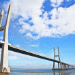 Bridge in Lisbon — Stock Photo #16644635
