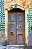 Door in Portugal — Stock Photo