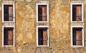 Lissbon windows — 图库照片