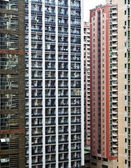 Apartment block in China — Stock Photo