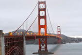 Golden Gate Bridge — 图库照片
