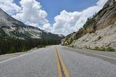 Tioga Pass , Yosemite National Park — Stock Photo