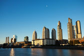 Puerto madero i buenos aires argentina — Stockfoto