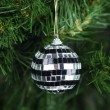 Christmas Toy on the Christmas tree — Stock Photo #13693088