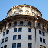 Beautiful building in the heart of Buenos Aires, Argentina — Stock Photo