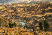 Colca Canyon View — Stock Photo