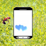 Desire a smart phone — Stock Photo #15678463