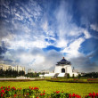 Stock Photo: chiang kai shek memorial hall