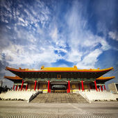 National Theater in Taipei, Taiwan — Stockfoto