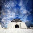 Chiang kai shek memorial hall — Stock Photo #19133553
