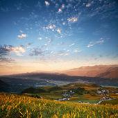 Las hermosas montañas de oriental — Foto de Stock