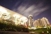 Visão noturna linda — Fotografia Stock