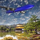 Wir reisen Sie nach japan — Stockfoto