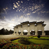 Arches at Liberty Square in Taipei — Stock Photo