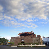 Hengchun famous ancient plot — Stockfoto