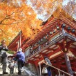 Tanzan Shrine — Stock Photo