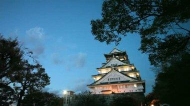 Himeji Castle, Japan — Stock Video
