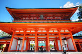 Heian Jingu shrine — Stock Photo