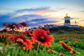 Fuguei Cape Lighthouse, Taiwan — Stock Photo