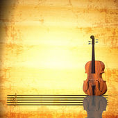 Violoncello isolated — Stock Photo