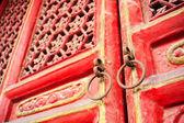 View of padlock in detail — Stock fotografie