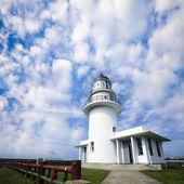Lighthouse with beautiful sky — Stock Photo